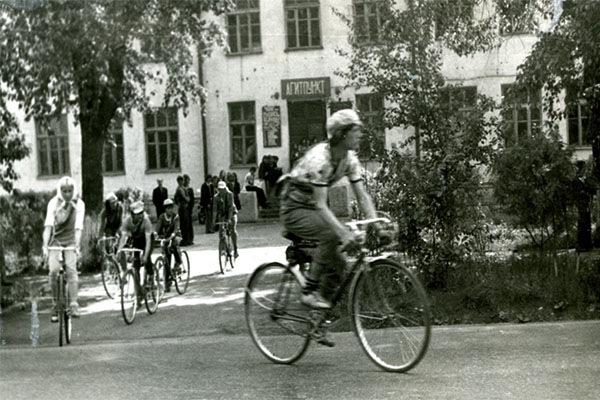 1972 г. Отъезд