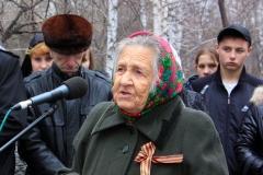 Позднякова Елена Александровна, военврач